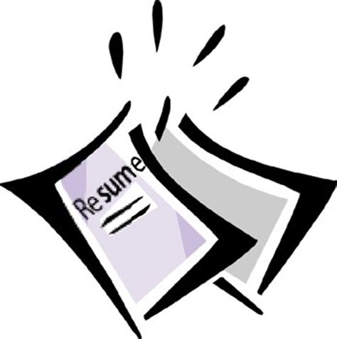 Preparing a resume cover letter